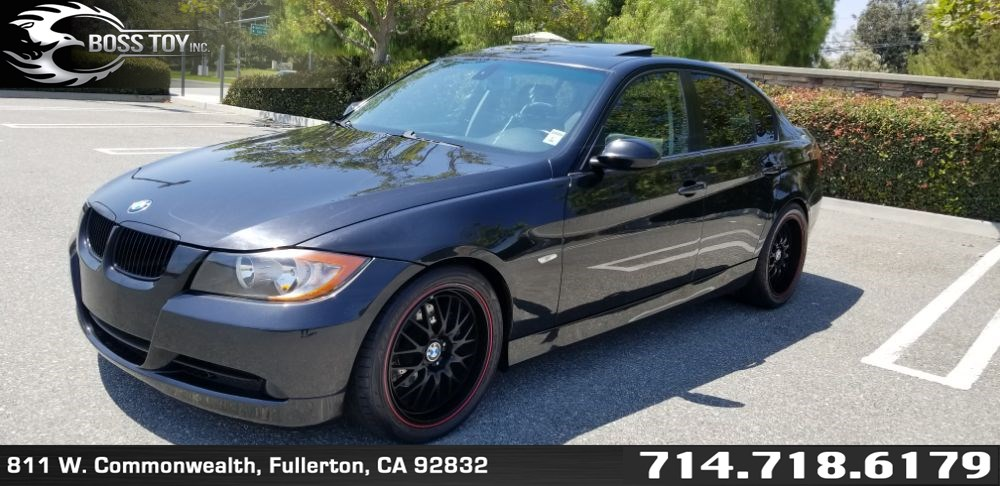 Sold 2006 Bmw 3 Series 325i In Fullerton