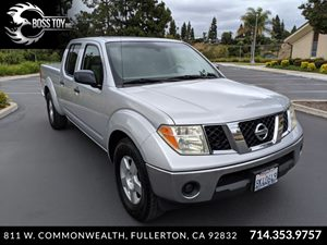 View 2008 Nissan Frontier
