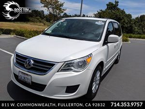 View 2012 Volkswagen Routan
