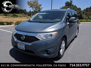 View 2012 Nissan Quest