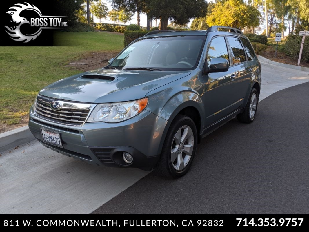 2009 Subaru Forester XT Ltd