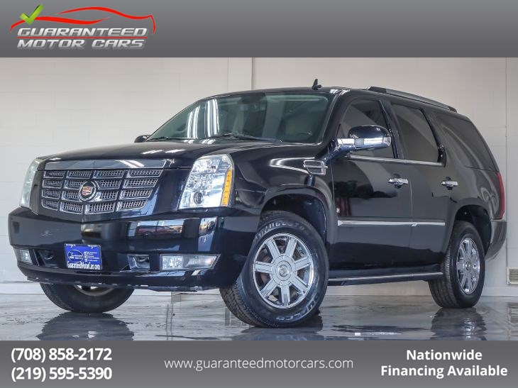 Cars With 3rd Row >> Used 2008 Cadillac Escalade 3rd Row Seating Awd In Lansing
