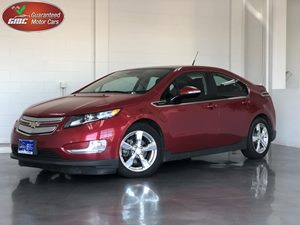 View 2012 Chevrolet Volt