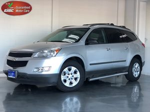 View 2012 Chevrolet Traverse