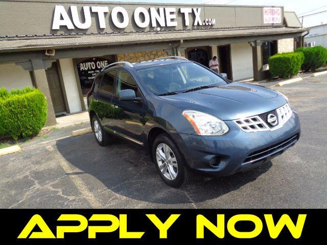 Sold 2013 Nissan Rogue Sv In Arlington