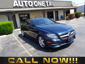 View 2013 Mercedes-Benz CLS 550