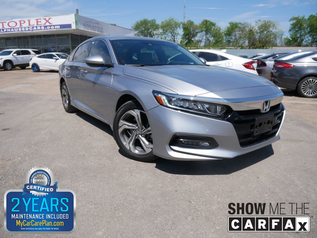 2019 Honda Accord Sedan EX 1.5T