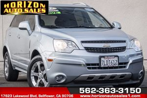View 2013 Chevrolet Captiva Sport Fleet