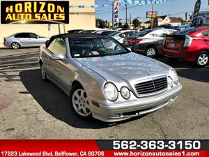 View 2003 Mercedes-Benz CLK320