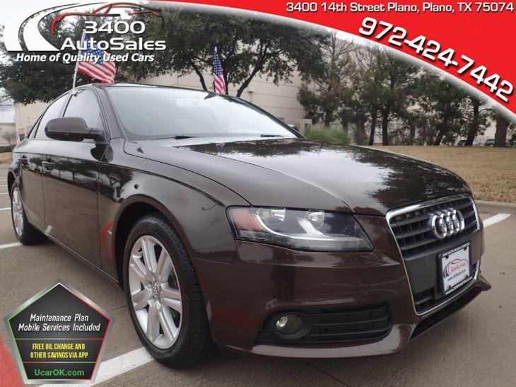 2011 Audi A4 2 0T Premium - 3400 Auto Sales & Service