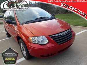 View 2006 Chrysler Town & Country LWB
