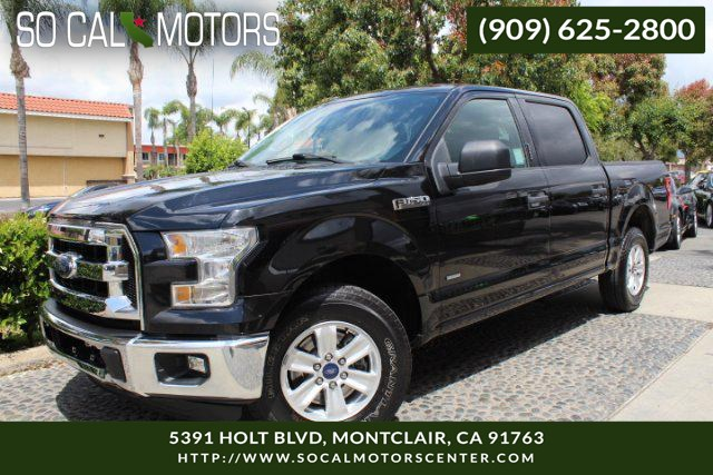 2016 Ford F-150 XLT EcoBoost