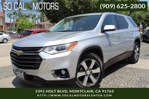View 2019 Chevrolet Traverse 3LT