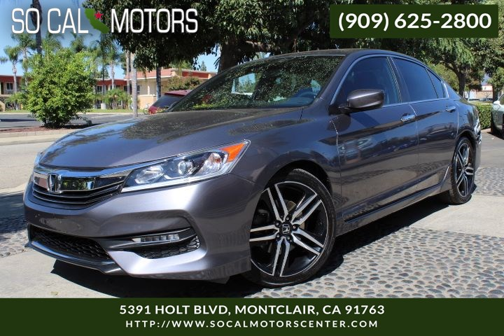 2016 Honda Accord Sport Sedan 4D i-VTEC 2.4 L