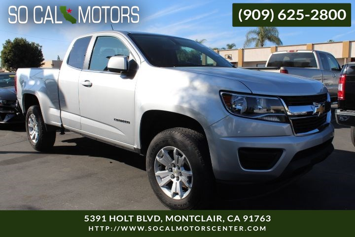 2018 Chevrolet Colorado 2WD LT Ext Cab