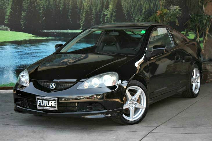 Sold 2006 Acura Rsx Type S Leather In Glendale