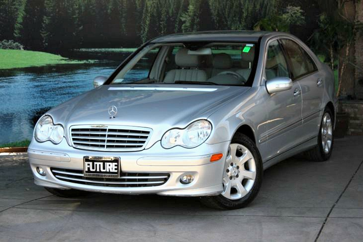 2006 Mercedes-Benz C280 Luxury 4MATIC Sedan