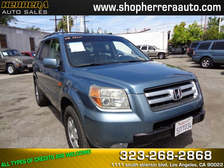 2006 Honda Pilot EX-L with NAVI