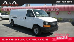 View 2013 Chevrolet Express Cargo Van