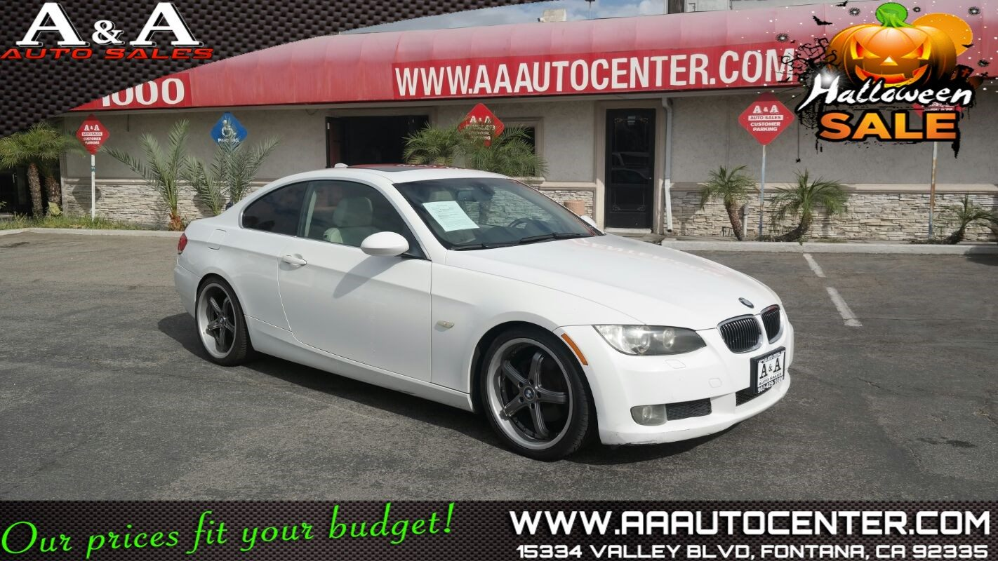 Sold 2008 Bmw 3 Series 328i In Fontana
