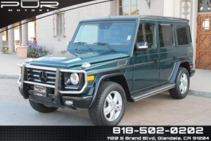 View 2004 Mercedes-Benz G500