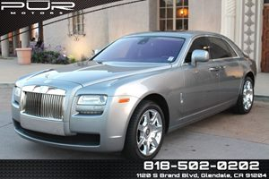 View 2010 Rolls-Royce Ghost