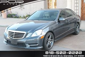 View 2013 Mercedes-Benz E 350