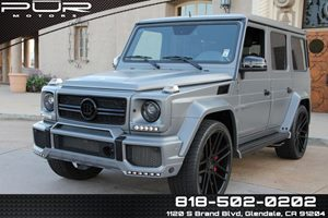 View 2014 Mercedes-Benz G 63