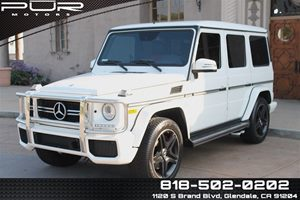 View 2015 Mercedes-Benz G 63