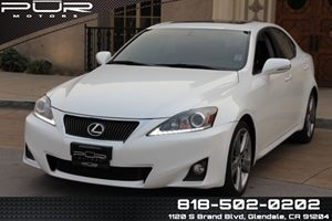 View 2012 Lexus IS 250