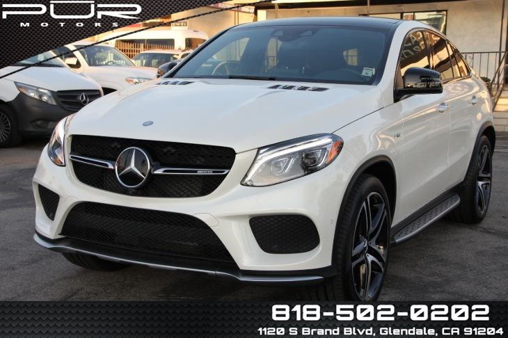 2017 Mercedes-Benz AMG GLE 43 4MATIC Coupe
