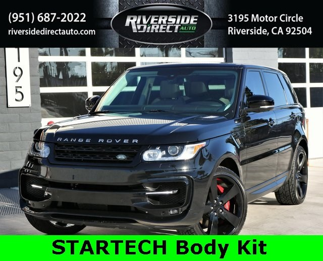 2014 Land Rover Range Rover Sport Supercharged STARTECH Body Kit