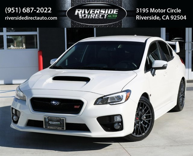 2016 Subaru WRX STI One Owner