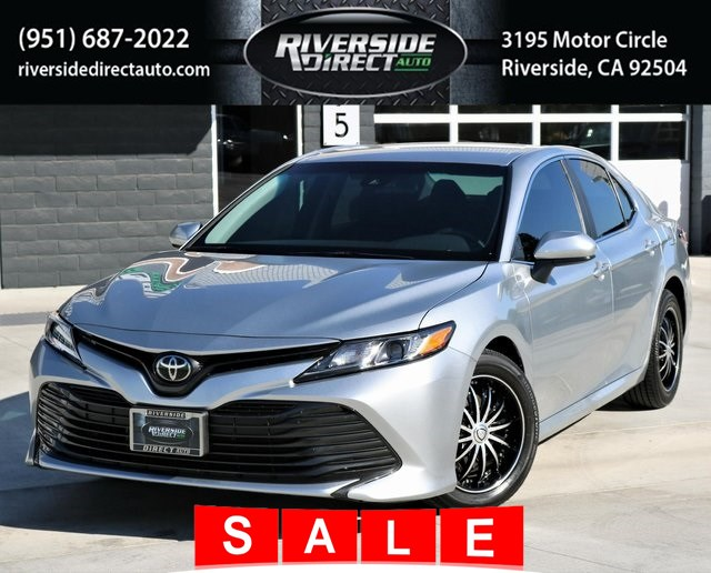 2018 Toyota Camry LE One Owner