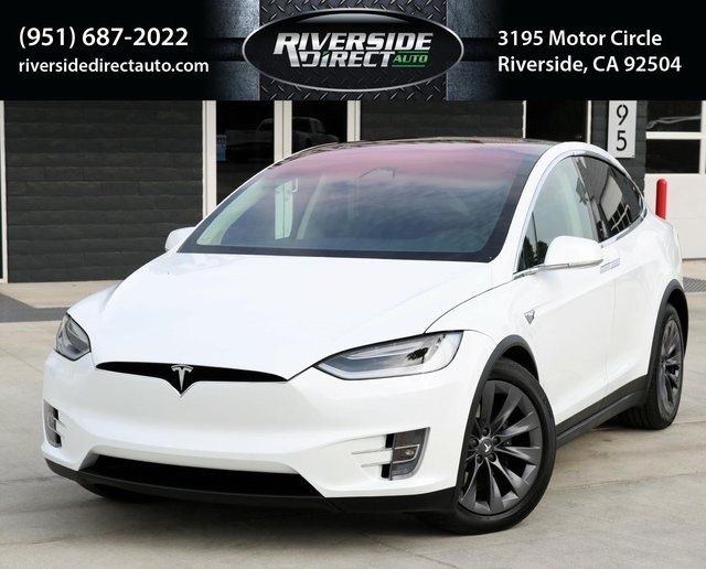 2018 Tesla Model X 75D Enhanced AUTOPILOT