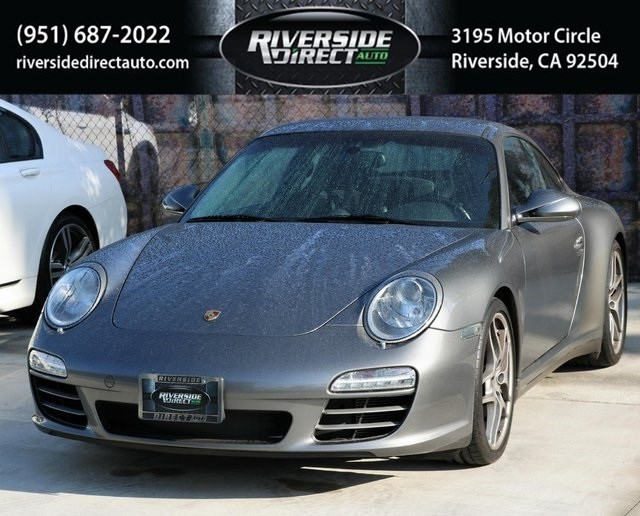 2009 Porsche 911 Carrera 4S One Owner