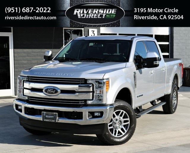 2017 Ford Super Duty F-250 SRW LARIAT FX4 One Owner