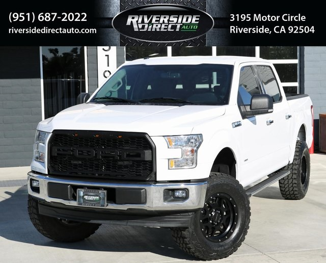 2017 Ford F-150 XLT One Owner
