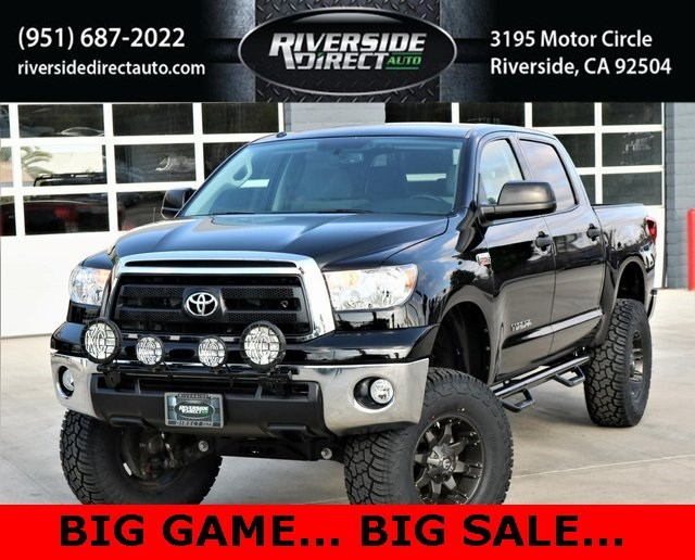 2013 Toyota Tundra 2WD Truck Lifted
