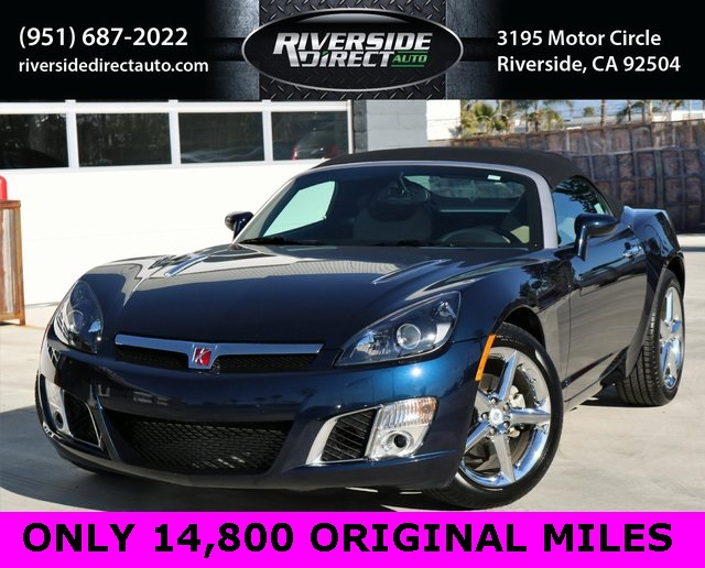 2008 Saturn Sky Red Line Low Miles