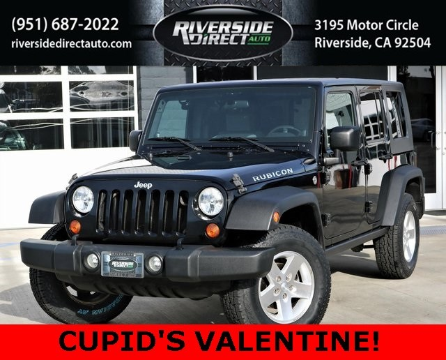 2007 Jeep Wrangler Unlimited Rubicon One Owner