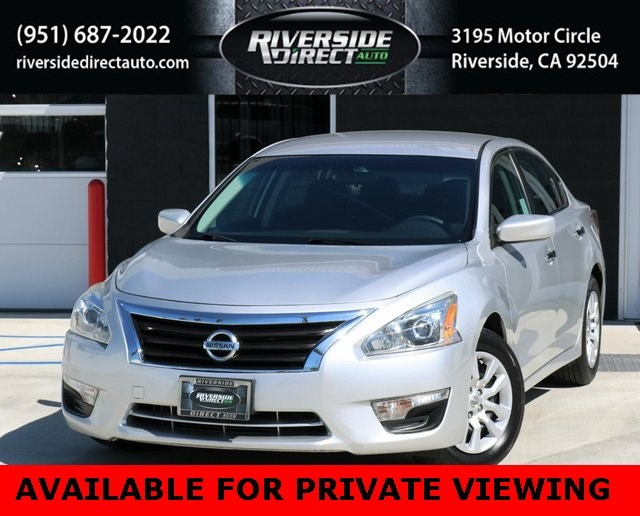2015 Nissan Altima 2.5 S Clean Carfax
