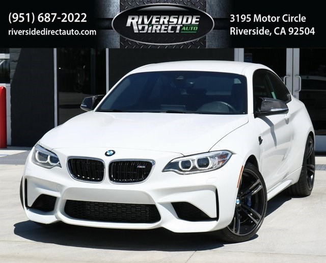 2017 BMW M2 One Owner Clean Carfax