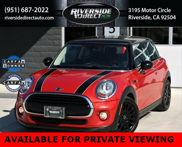 2017 MINI Hardtop 2 Door Cooper One Owner