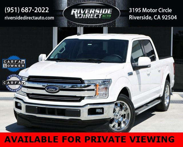 2019 Ford F-150 LARIAT One Owner