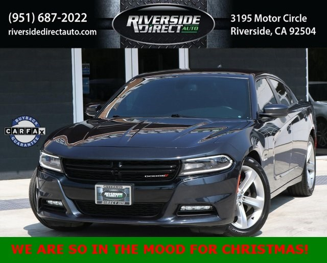 2017 Dodge Charger R/T Clean Carfax