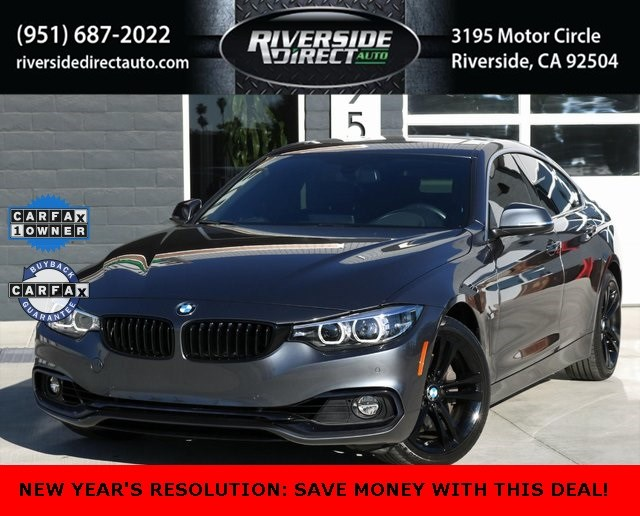 2019 BMW  440i Gran Coupe One Owner
