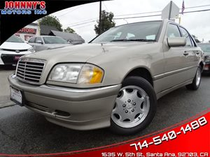 View 1999 Mercedes-Benz C230