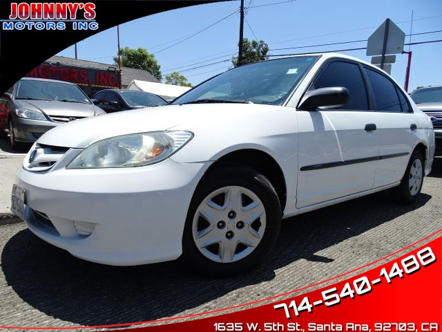2005 Honda Civic Sdn VP