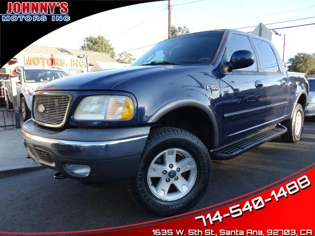 2003 Ford F-150 FX-4